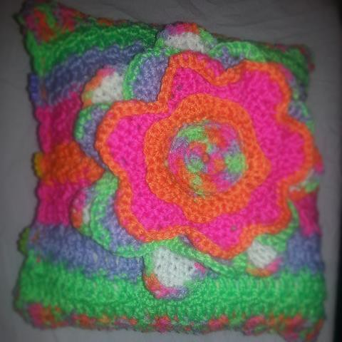 Crochet Challenge: Crochet a pattern with UK (or US