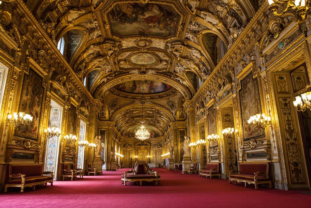 Salle Des Conf 233 Rences Palais Du Luxembourg Le Palais