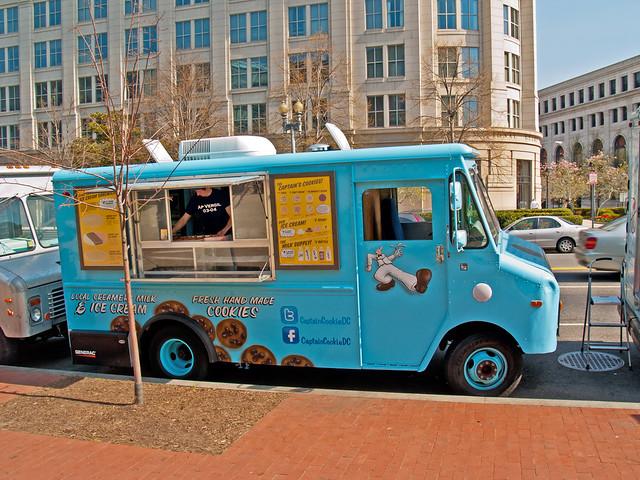 Cookie Food Trucks Near Boston Ma