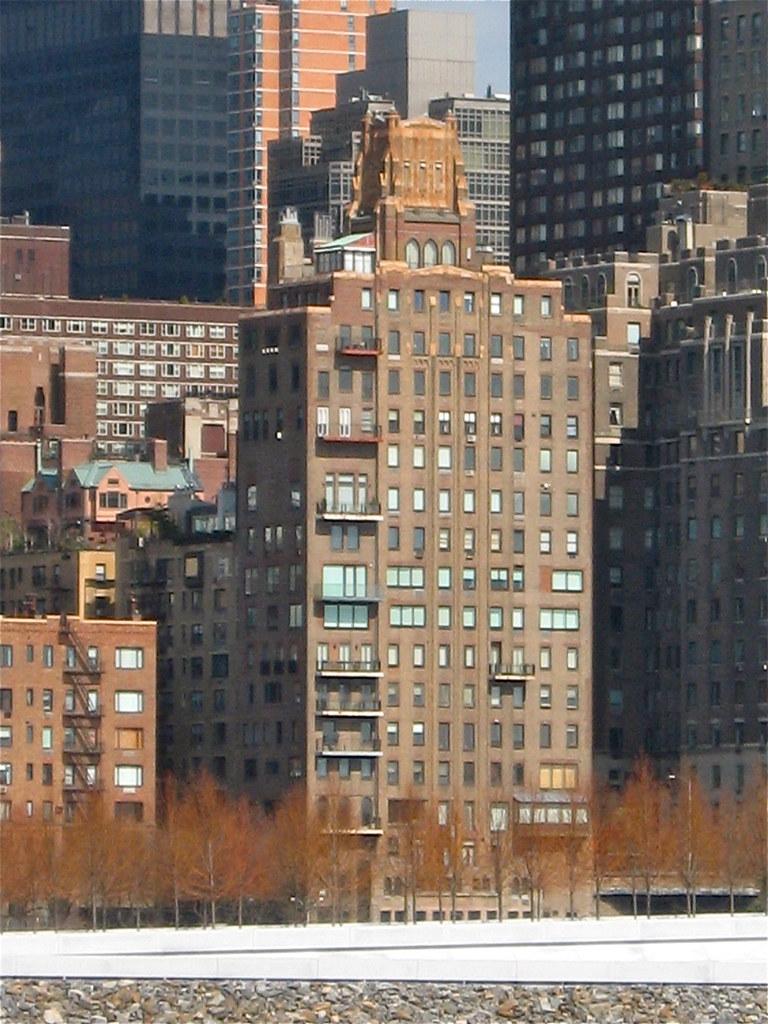 The Campanile New York Apartment