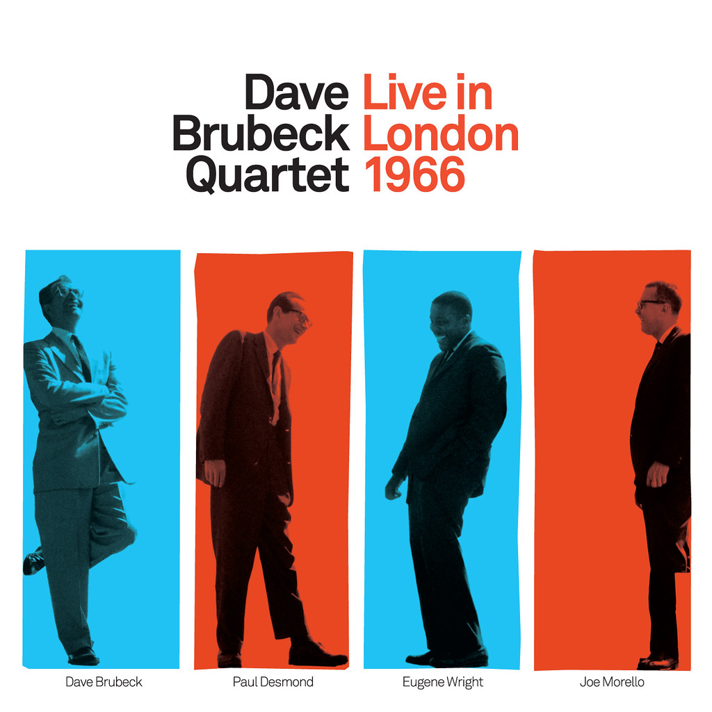 The Dave Brubeck Quartet Bossa Nova USA