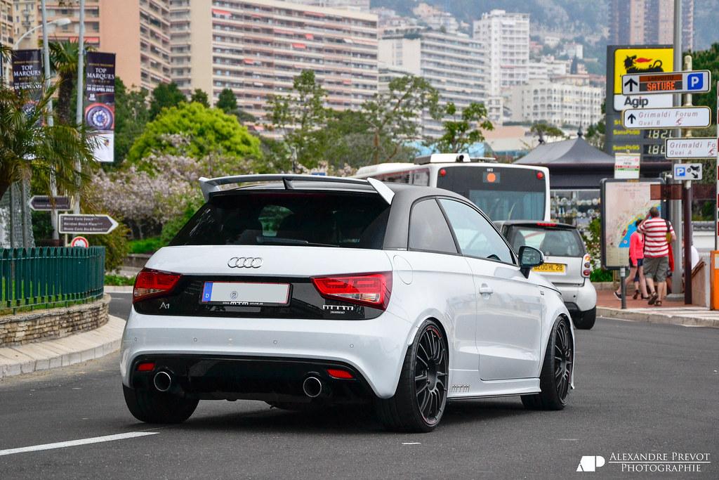 Audi A1 Quattro Mtm Www Grand Est Supercars Com