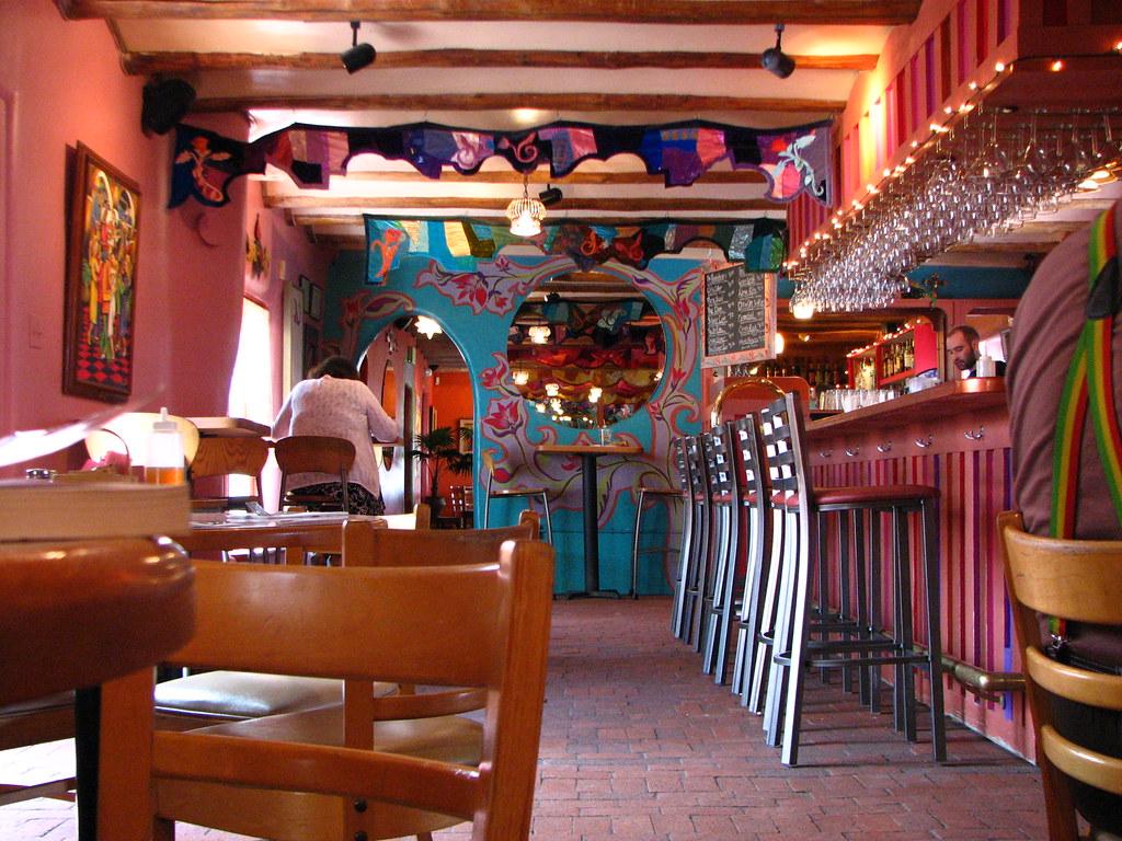 La Choza Restaurant Santa Fe