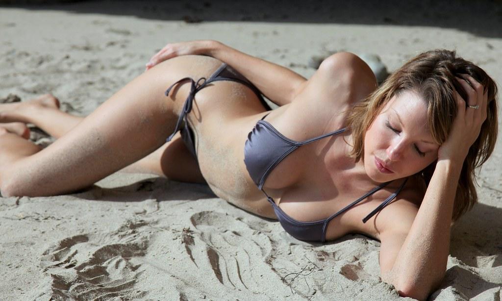Teen girl bikini Stock Photos, Royalty Free Teen girl.
