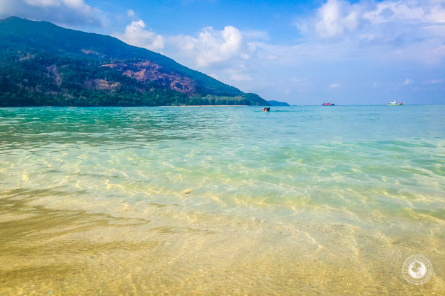 Koh Lipe Thailand Clear Water