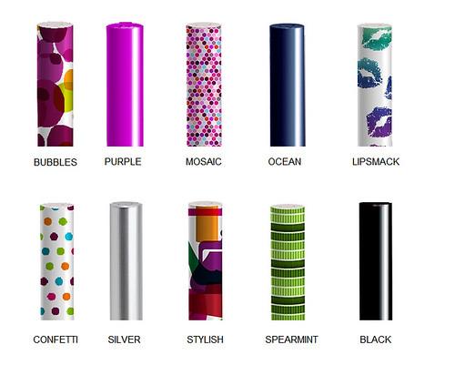 coloris slim sonic