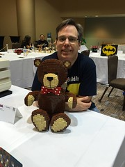 Me with the teddy bear at BBTB 2015
