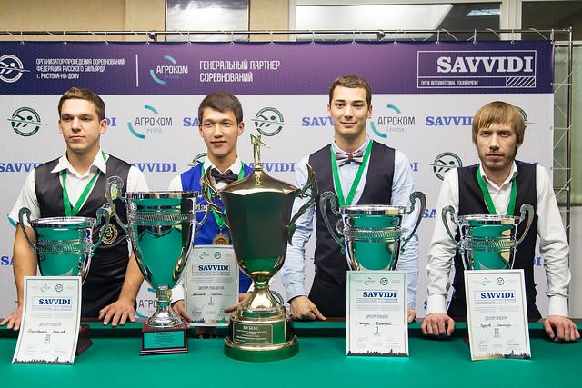V-й международный турнир на приз И.И. Саввиди (финальные дни)