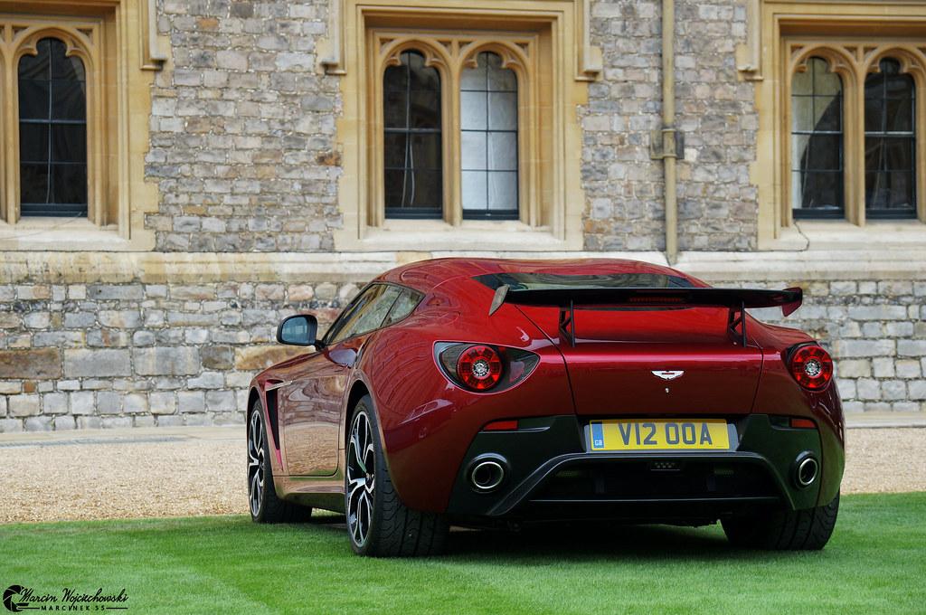 Aston Martin V Zagato If You Think That Aston Martins Ca Flickr - Aston martin v12 zagato