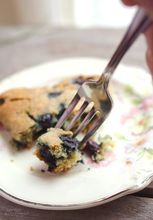 Gluten-Free Blueberry Scone Recipe | by Simply Vintagegirl