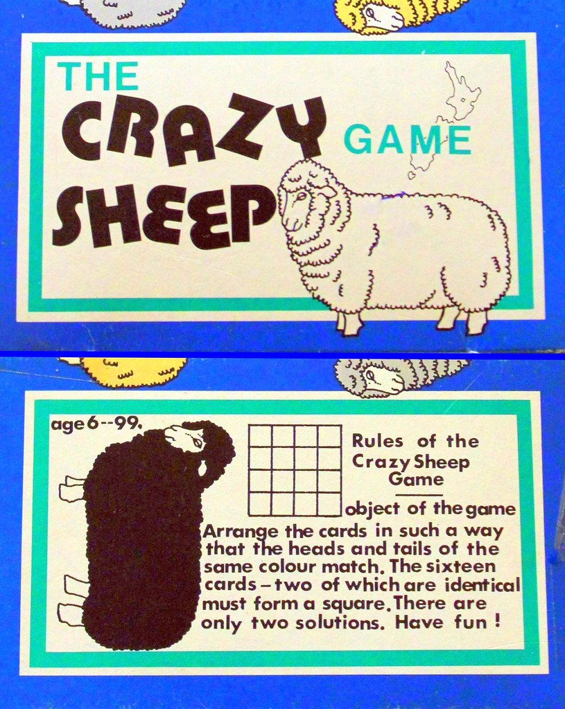 Crazy Sheep Rules