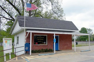Cusseta, AL post office | by PMCC Post Office Photos