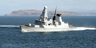 HMS Diamond | by Defence Images