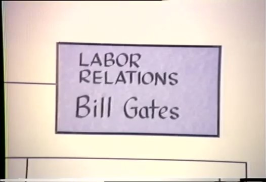 Clip from City Light Administrative Services Division orientation film, 1978