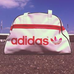 My Adidas bag
