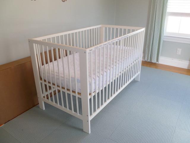 Ikea Crib Gulliver In White Flickr Photo Sharing