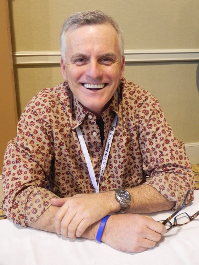 Rob Paulsen Animaniacs | Taken at FarPoint Con Towson MD ...