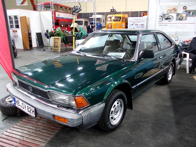 Honda Accord EX Hatchback 1982 | Flickr - Photo Sharing!