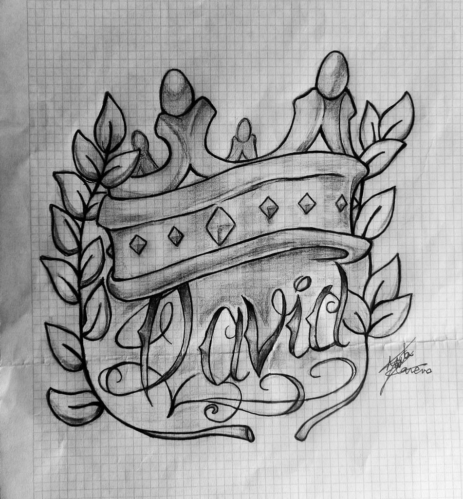 Rey David Lápiz Marta Carreño Tattoos Flickr