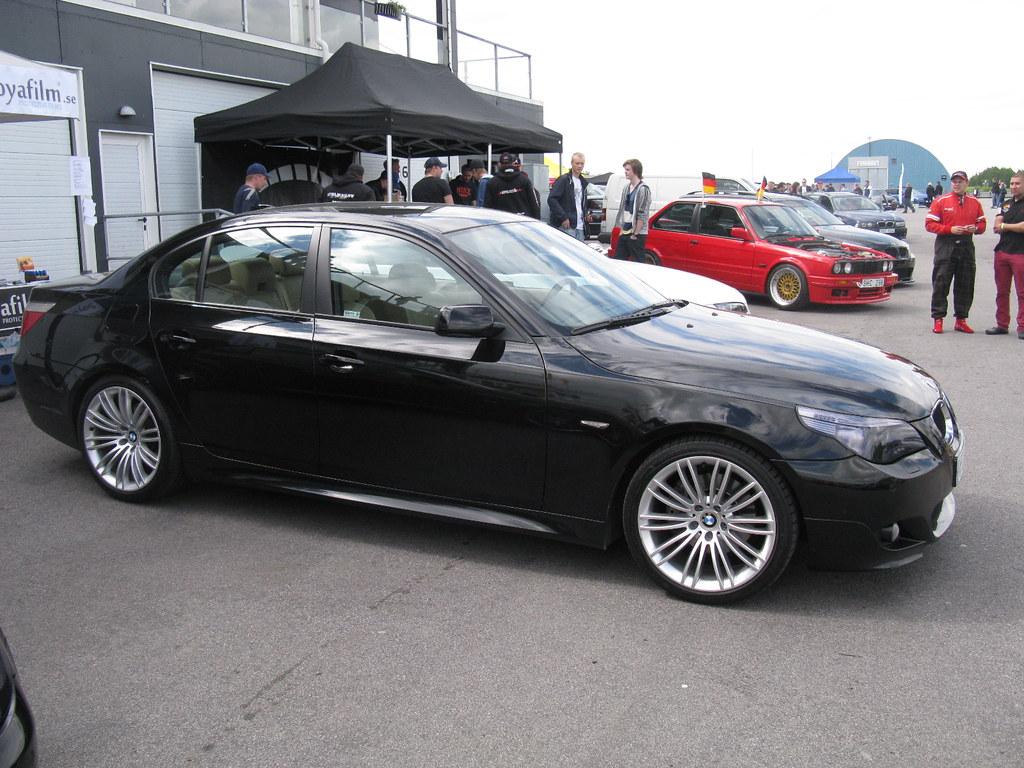 BMW 530i M Sport E60  nakhon100  Flickr