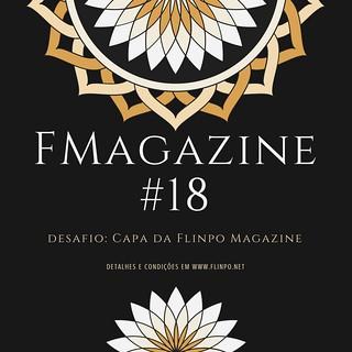 Desafio: Capa da FMAGAZINE #18