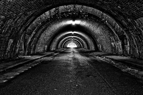 090/365 - Tunnel vision (Explored) | by mATriX2305