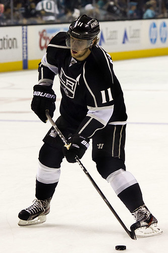 Anze Kopitar | by pointnshoot