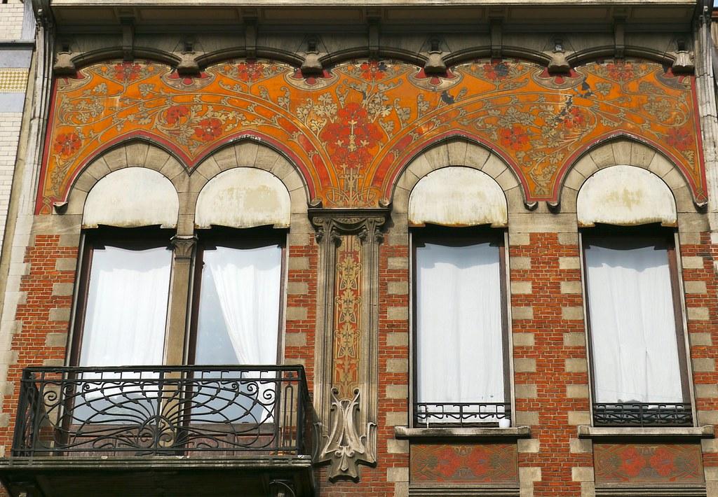 Bruxelles-Schaerbeek, Belgique: 9 avenue Maréchal Foch, Ma… | Flickr