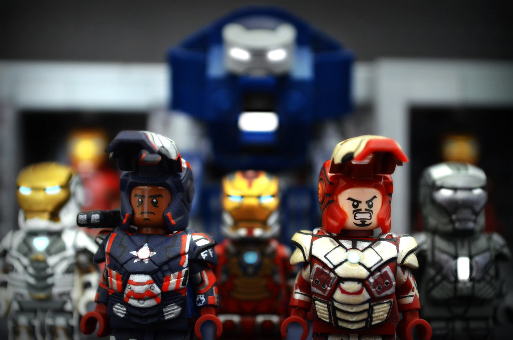 Lego iron man 3 preview iron man 3 has really come up - Lego iron man 3 ...