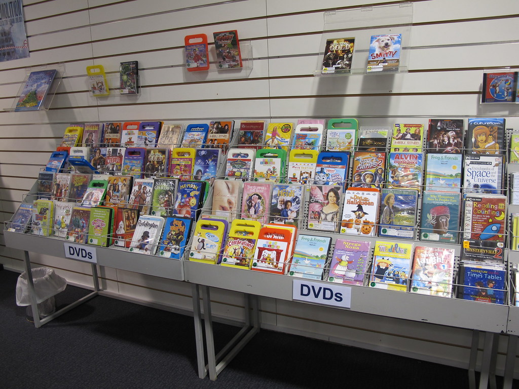 kids dvds by christchurch city libraries