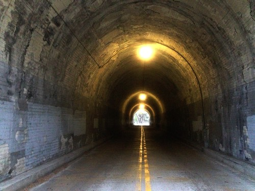 Griffith Park tunnel - best secret echo chamber in LA | by mack reed (factoid)