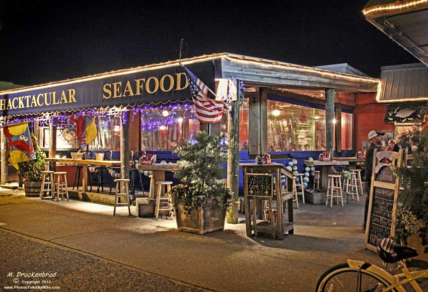 Best Seafood Restaurants In Folly Beach