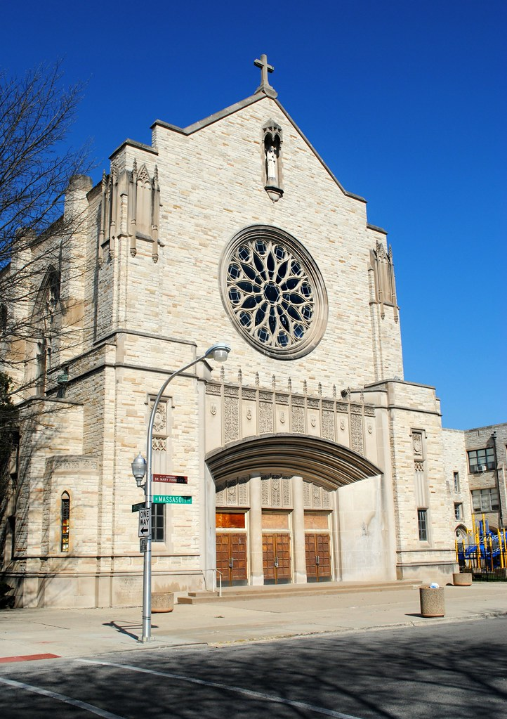 St Angela Catholic Church 5758 W Potomac Ave Chicago