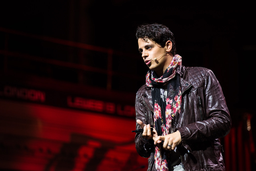 Milo Yiannopoulos, Journalist, Broadcaster and Entrepreneur-1441