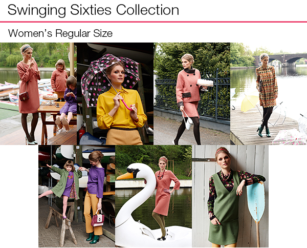 Swinging Sixties Collection