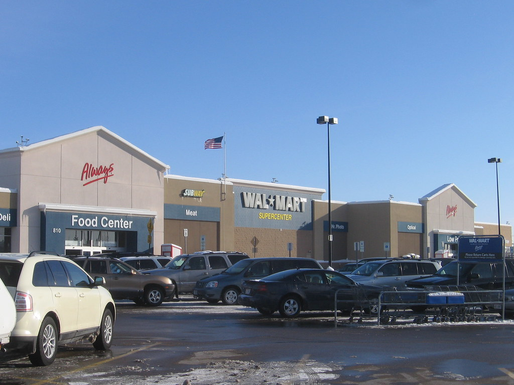 Wal-Mart Supercenter (Chilton, WI) | I haven't spent a ...