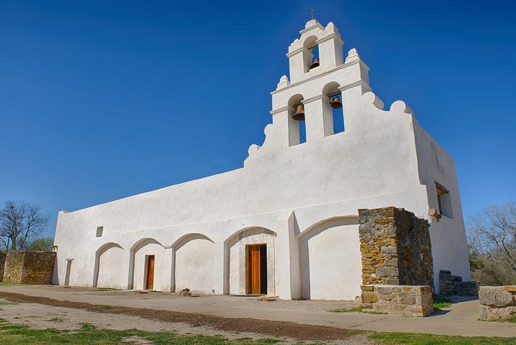 San Juan Mission San Antonio Tx This Work Is Licensed