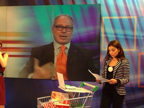 In diretta televisiva a class tv cnnbc oggi ho partecipato for Oggi al parlamento diretta
