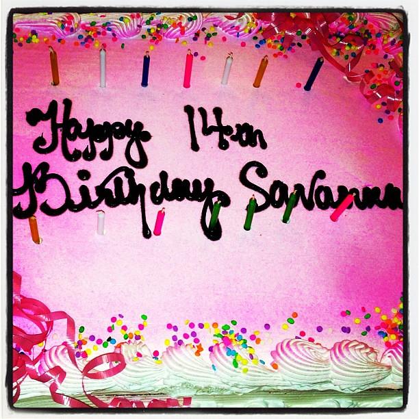 Happy Birthday Savanna Sterling You Re Still As Wonderf