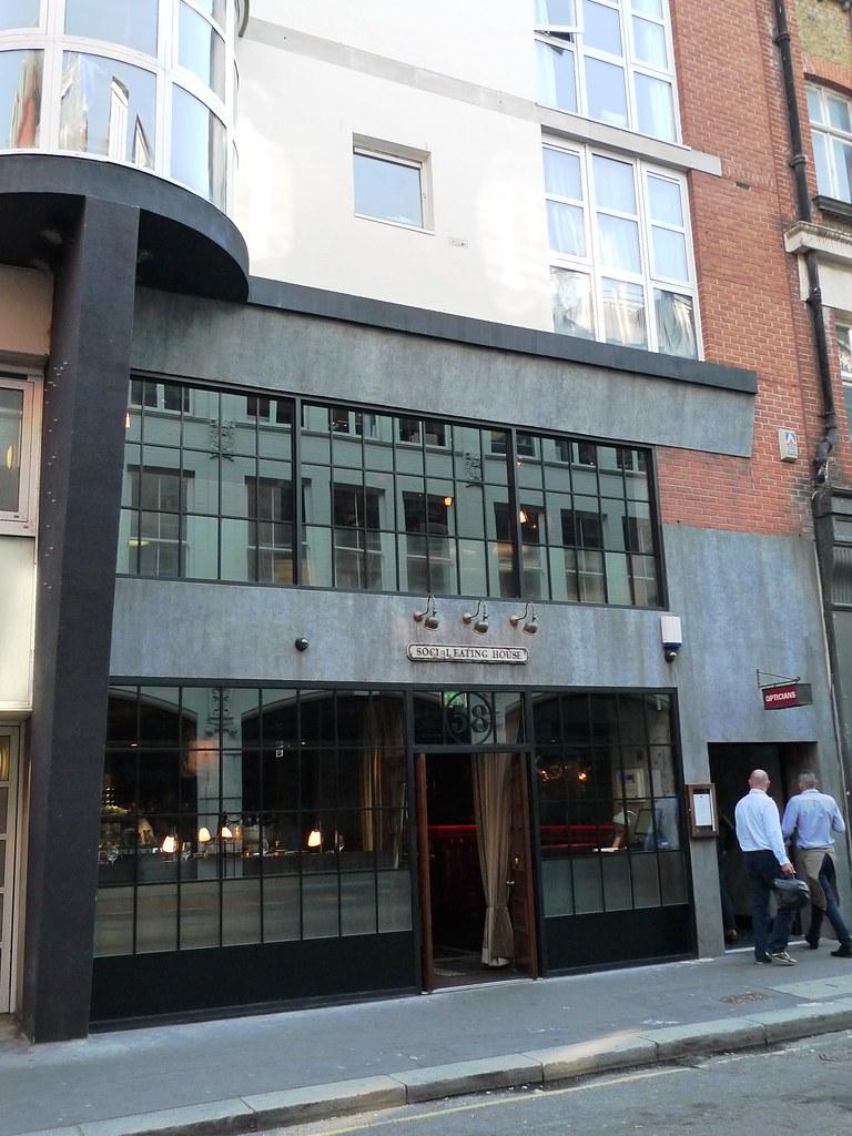 Social Eating House/Blind Pig, Soho, W1 | A restaurant ...