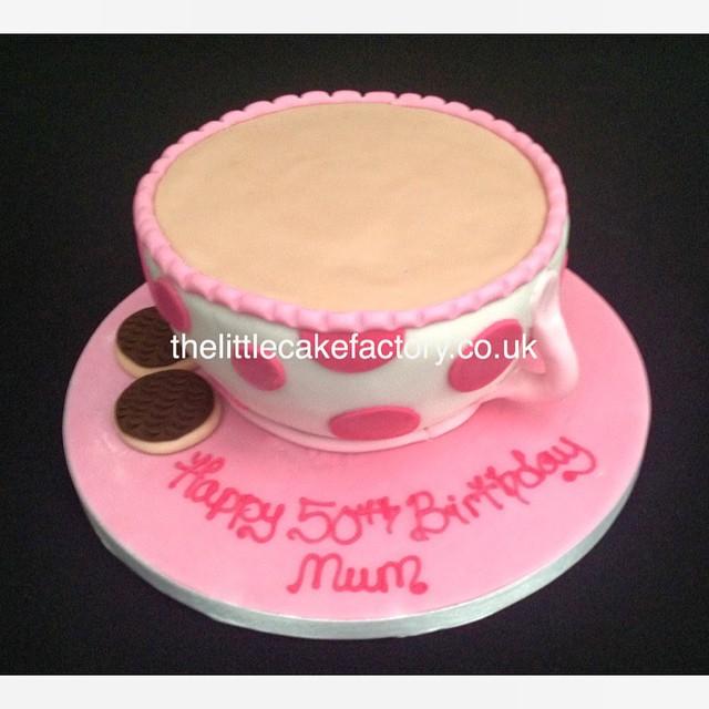 Cuppa Tea Cake #tea #cup #cuppa #cake #vanilla #sponge #ja… | Flickr
