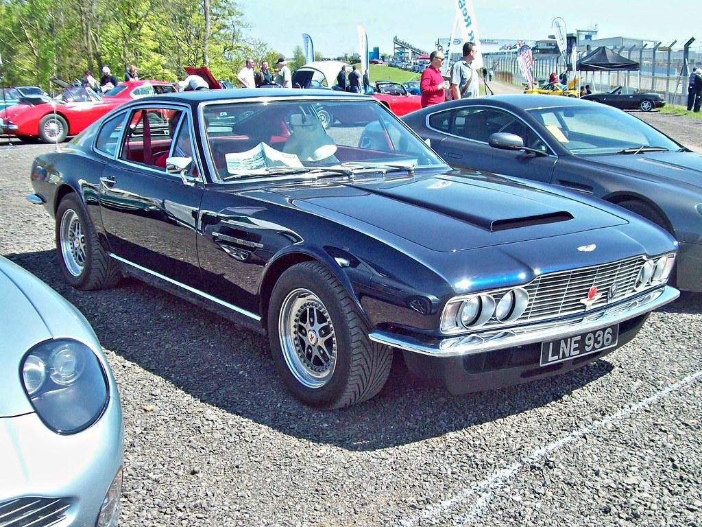 31 Aston Martin Dbs V8  1971