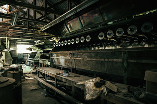 Factory abandoned | by だみあん君 Damiankun