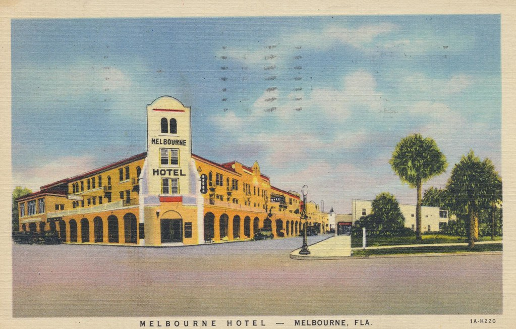 Melbourne Hotel - Melbourne, Florida