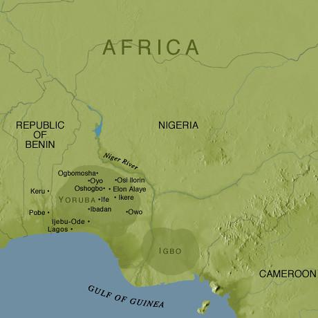 igbo map - photo #16
