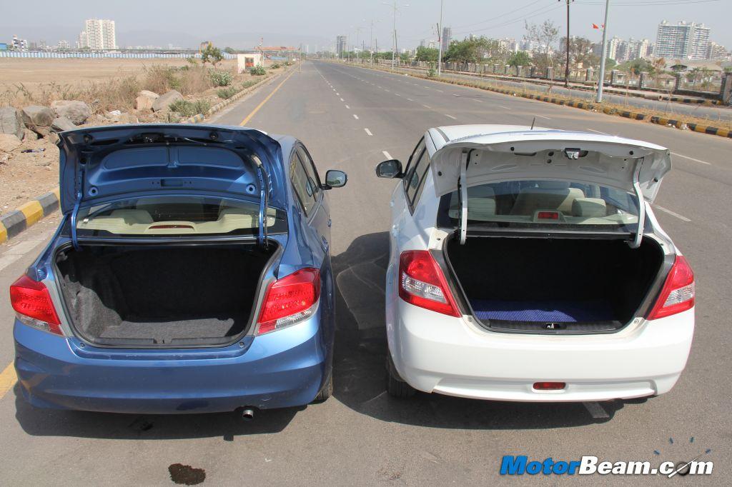 Maruti-DZire-vs-Honda-Amaze-07 | Faisal A Khan | Flickr