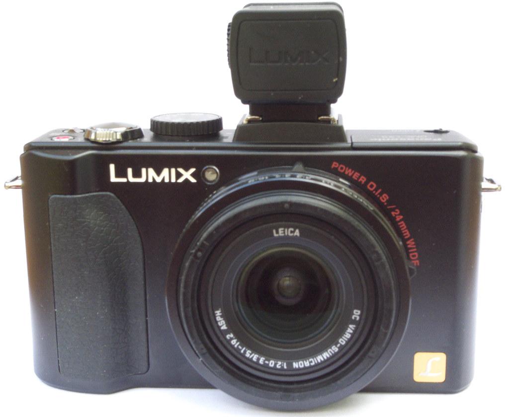 panasonic lumix dmc lx5 with lvf1 viewfinder an excellent flickr rh flickr com AVCHD Panasonic LX5 Panasonic Lumix DMC LX7