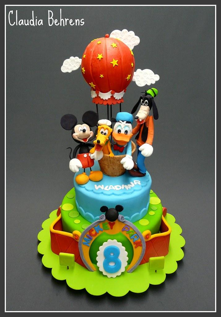 Disney Cake Wladimir Claudia Behrens Claudia Behrens