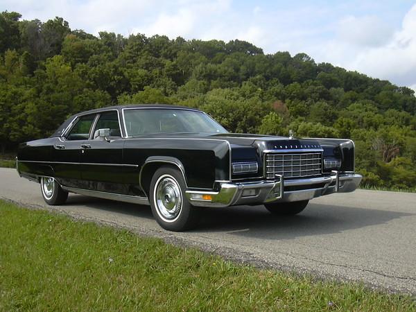 1973 Lincoln Continental Town Car 1973 Lincoln
