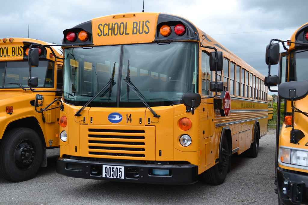 Blue Bird Bus >> 55 Miami County - Miami East Local School District No. 14   Flickr